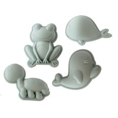 Sand Moulds Frog Set