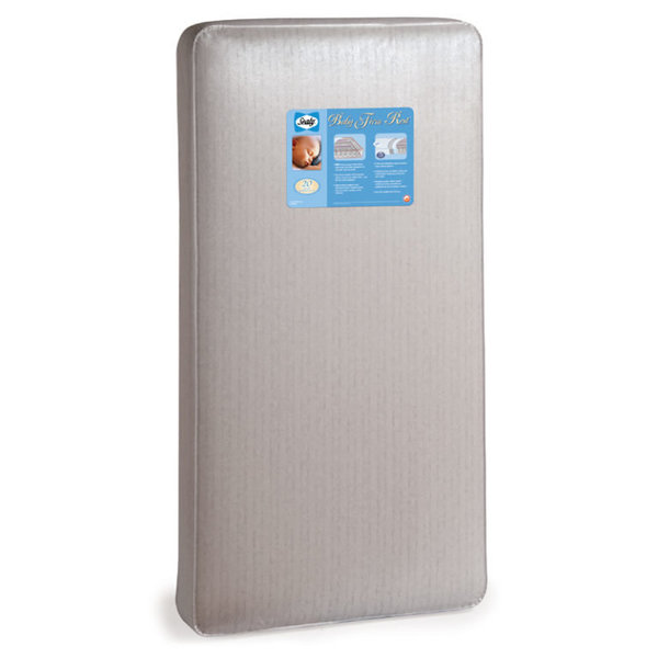 View larger image of Sealy Baby Firm Rest Crib Mattress