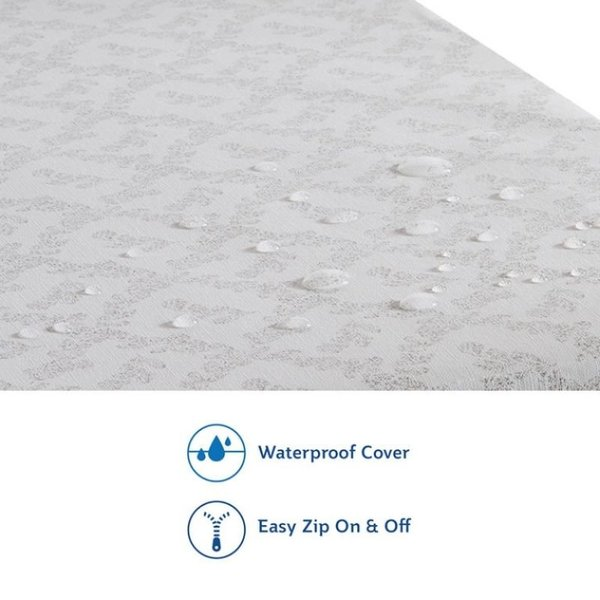 View larger image of Butterfly Waterproof Ultra Firm Crib Mattress