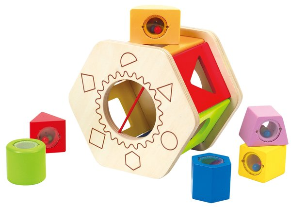 View larger image of Shake n Match Shape Sorter