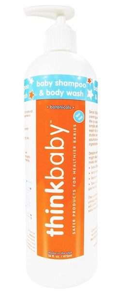 View larger image of Baby Shampoo and Body Wash - 16oz