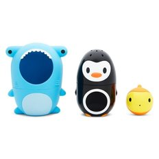 Sharky & Pals Nesting Bath Toy
