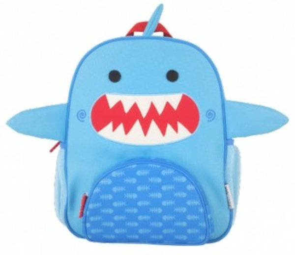 View larger image of Sherman The Shark Backpack