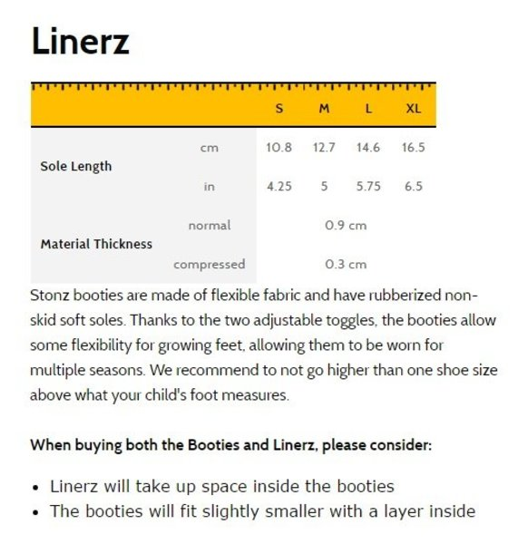 View larger image of Sherpa Bootie Linerz
