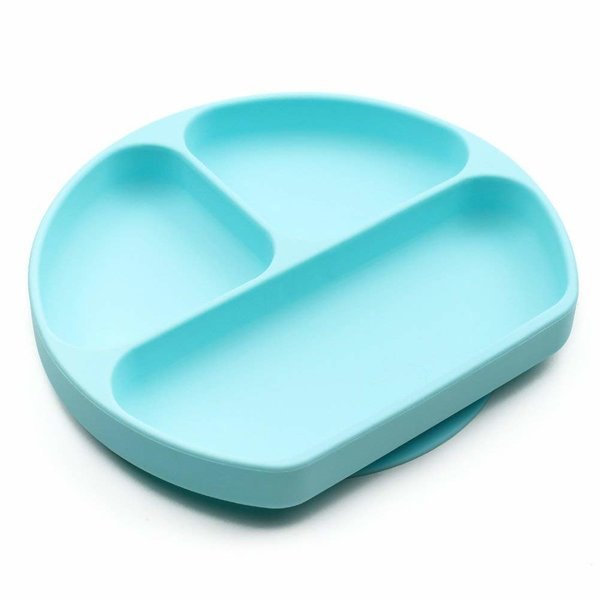 View larger image of Silicone Grip Dish - Blue