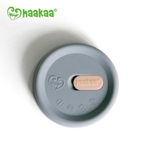 View larger image of Silicone Pump Lid-Grey