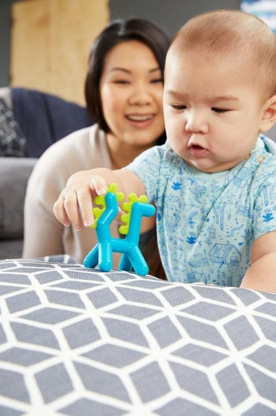 View larger image of Silicone Teether - Dragon