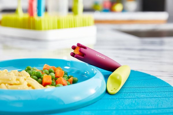 View larger image of Silicone Utensils - Teal/Yellow