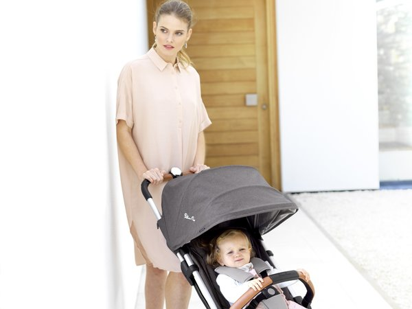 View larger image of Silver Cross Jet Stroller - Galaxy