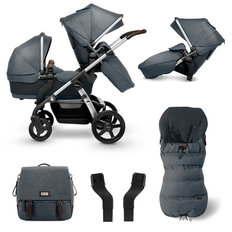 Wave + Tandem Seat + Accessories Bundle