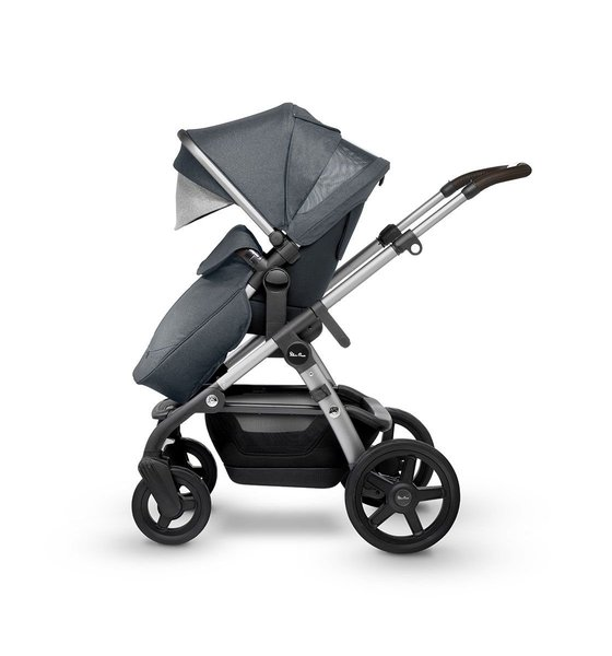 View larger image of Wave Stroller with Bassinet