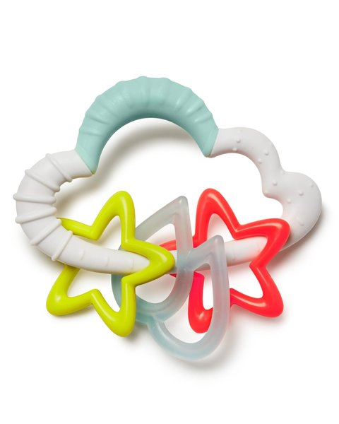 View larger image of Silver Lining Cloud Starry Rattle