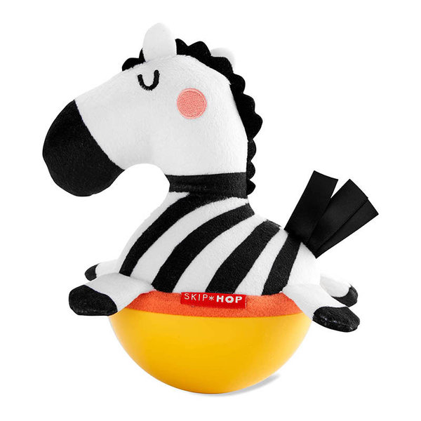 View larger image of ABC & Me Wobble Toy - Zebra