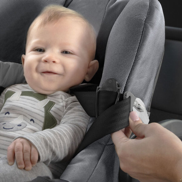 View larger image of Car Seat Harness Magnets - Charcoal