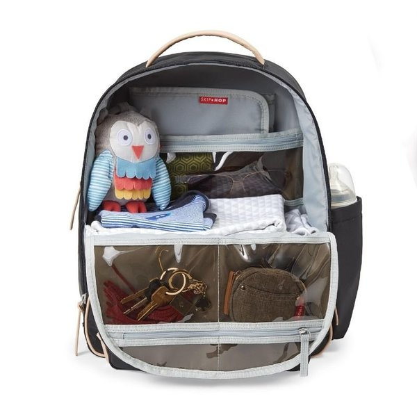 View larger image of Clarion Diaper Bag Backpack