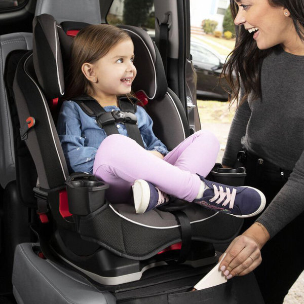 View larger image of Clean Sweep Car Seat Protector - Black