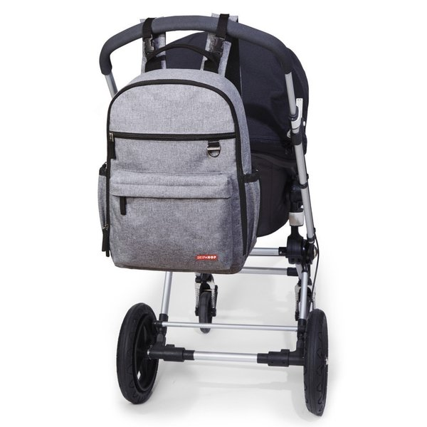 View larger image of Duo Diaper Backpack