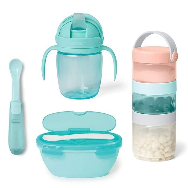 View larger image of Easy-Pack Travel Feeding Set