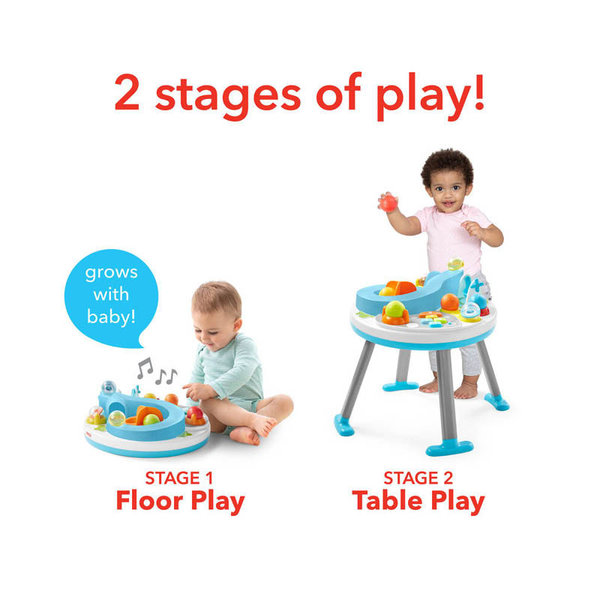 View larger image of Explore & More Let's Roll Activity Table