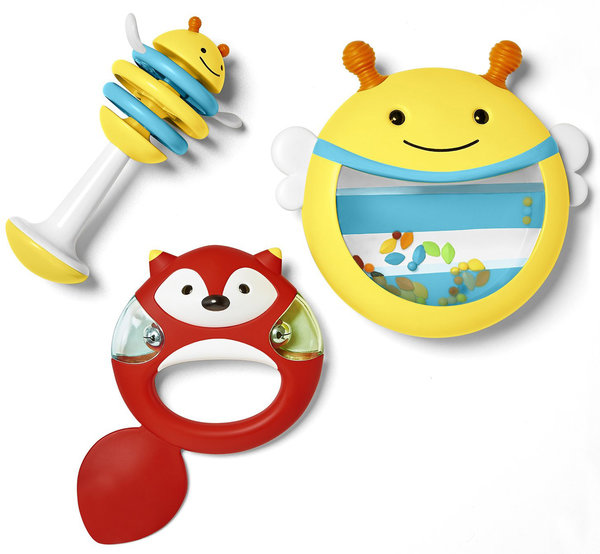 View larger image of Explore & More Musical Instrument Toy Set
