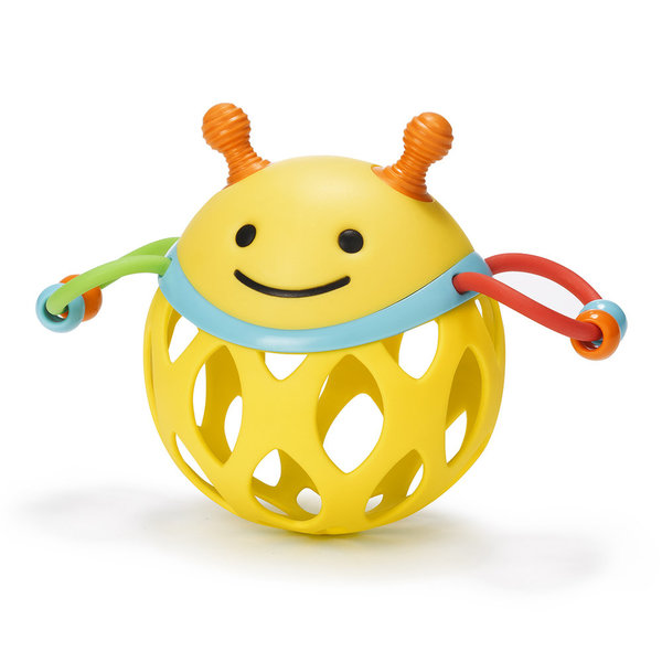 View larger image of Explore & More Roll Around Rattle