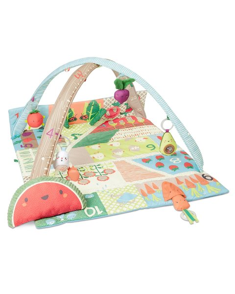 View larger image of Farmstand Grow & Play Activity Gym