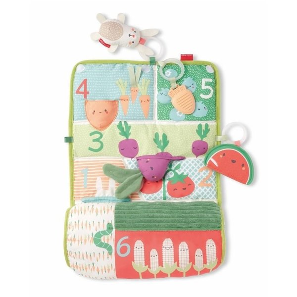 View larger image of Farmstand Tummy Time Playmat