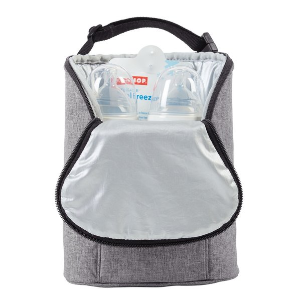 View larger image of Grab & Go Double Bottle Bag