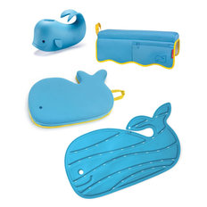 Moby Bathtime Essentials Kit - Blue
