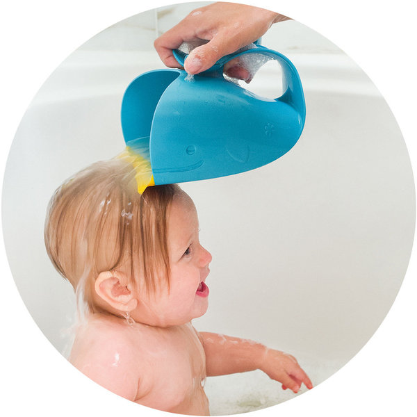 View larger image of Moby Waterfall Rinser Bath Cup
