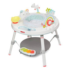 Silver Lining Cloud Baby's View 3-Stage Activity Centre