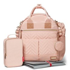 Suite 6-in-1 Backpack Set - Blush