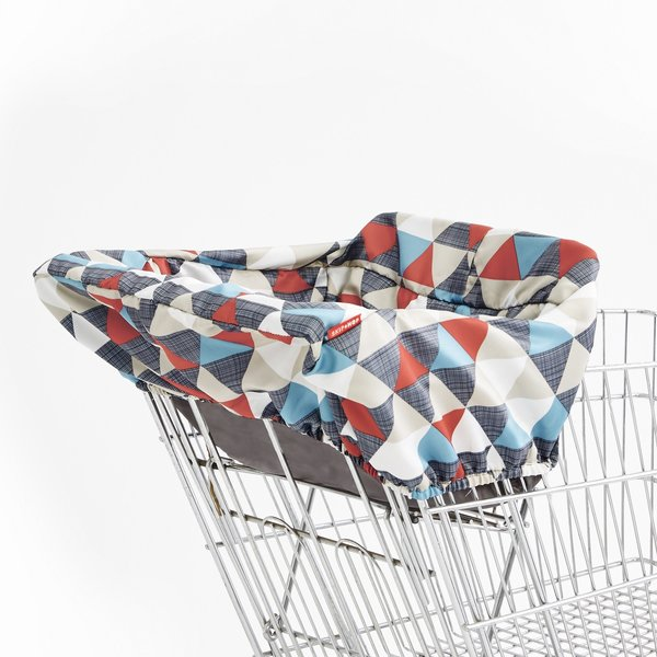 View larger image of Take Cover Shopping Cart/High Chair Cover