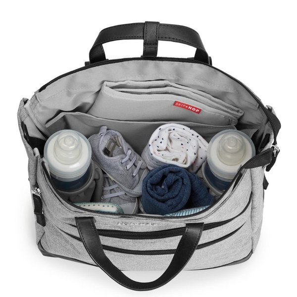 View larger image of Trio Convertible Diaper Bag Backpack