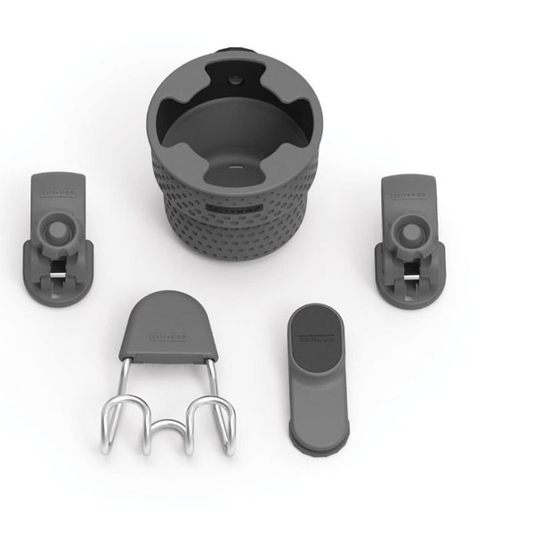 View larger image of Universal Stroller Accessories Set - Charcoal