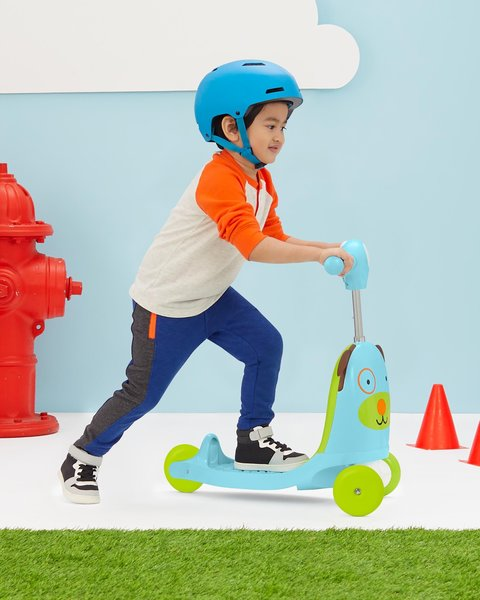 View larger image of Zoo 3-in-1 Ride On Toy