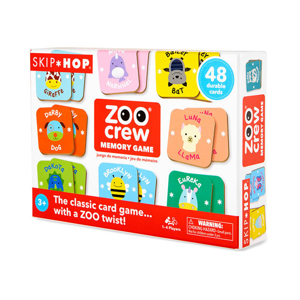View larger image of Zoo Crew Memory Game