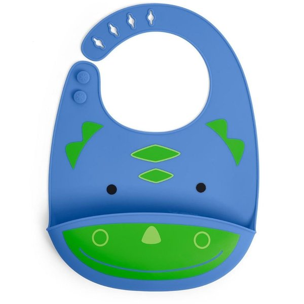 View larger image of Zoo Fold & Go Bibs