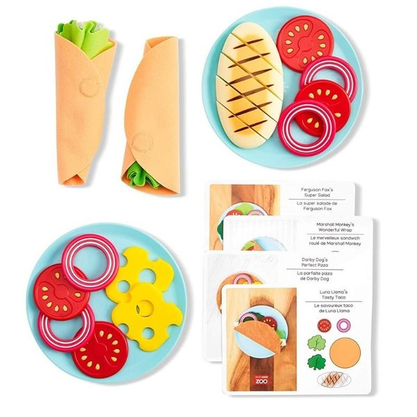 View larger image of Zoo Little Chef Meal Kit