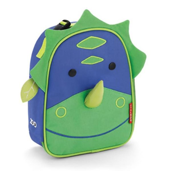 View larger image of Zoo Lunchie - Insulated Kids Lunch Bag