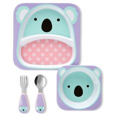 Zoo Mealtime Gift Sets