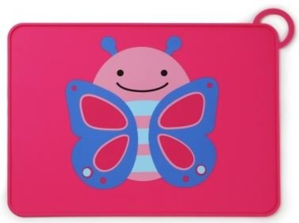 View larger image of Zoo Fold & Go Kid Placemat