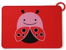 Zoo Fold & Go Kid Placemat