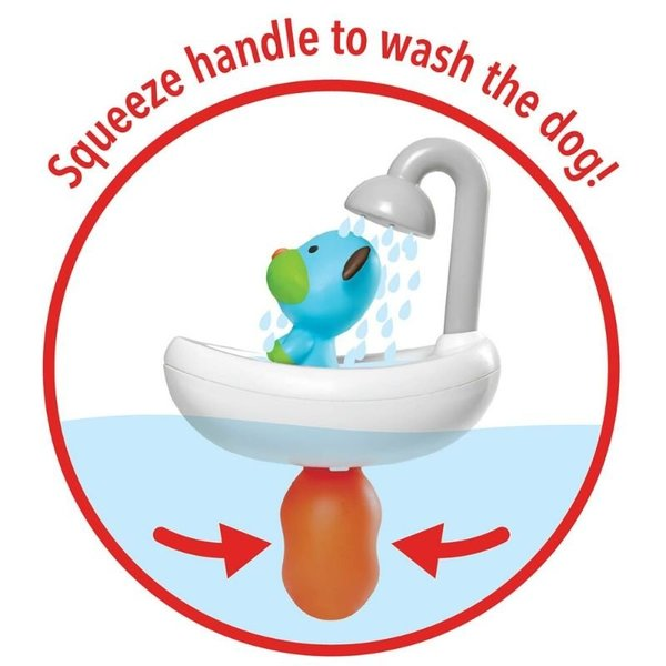 View larger image of Zoo Squeeze & Shower Dog