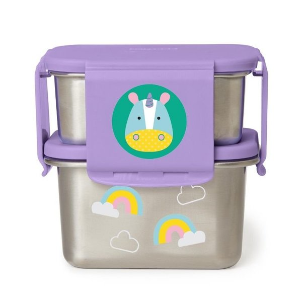 View larger image of Zoo Stainless Steel Lunch Kit