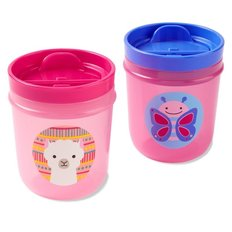 Zoo Tumbler Cup Set - 2 Pack
