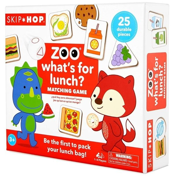 View larger image of Zoo What's for Lunch? Game