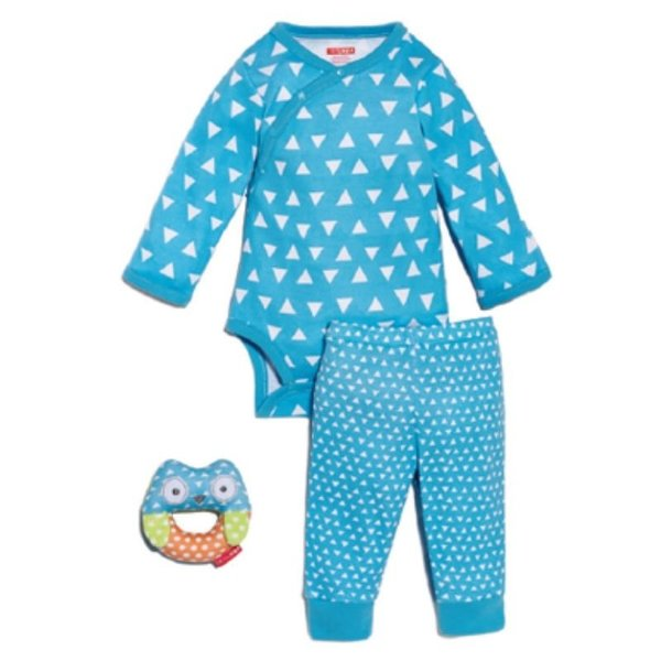 View larger image of 3pc Baby Gift Set - BlueBerry