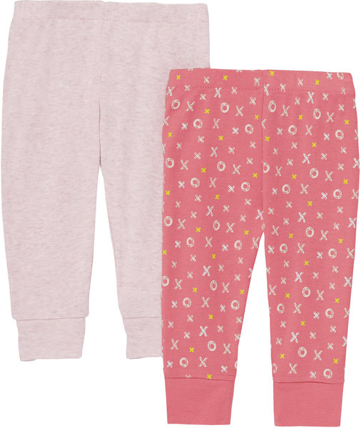 View larger image of ABC 2pc Pants Set - Pink - 6 Months