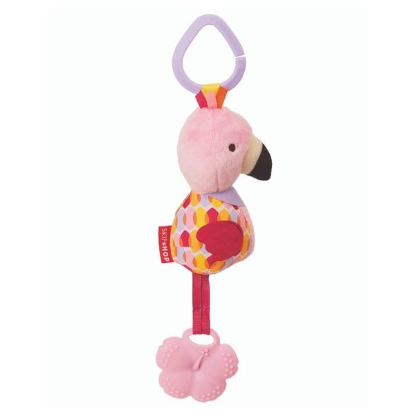 View larger image of Bandana Buddies Chime & Teethe Toys
